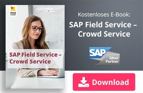 Kostenloses E-Book zu SAP Crowd Service