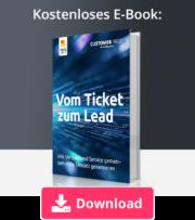Vom Ticket zum Lead
