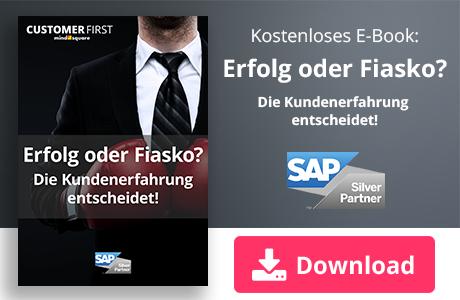 E-Book: Erfolg oder Fiasko? Die Kundenerfahrung entscheidet.