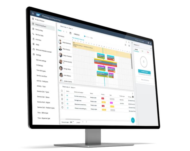 Das SAP Field Service Management trägt maßgeblich zur Kundenzufriedenheit bei.