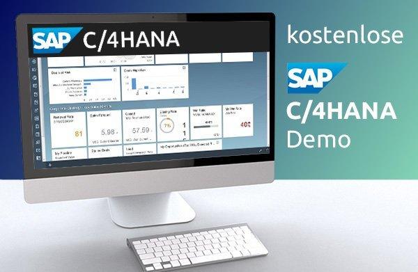 Unser Demo-Video zum Thema SAP C/4HANA