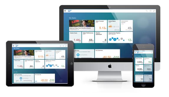 So unterstützt die SAP Sales Cloud Ihren Vertrieb