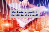 SAP Service Cloud Kosten